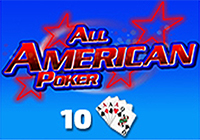 All American Poker 10 Hand