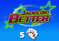 Jacks or Better 5 Hand